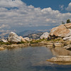 Ten Lakes - Tuolumne Peak  Trail